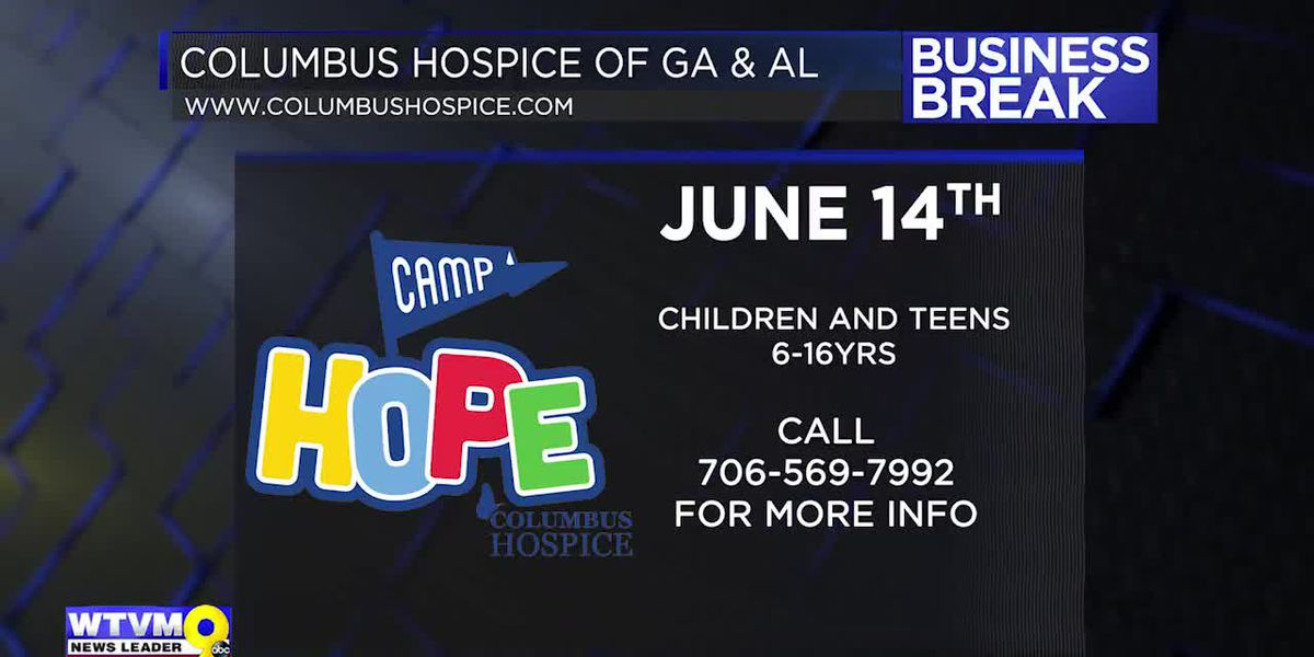 BUSINESS BREAK - COLUMBUS HOSPICE OF GA & AL