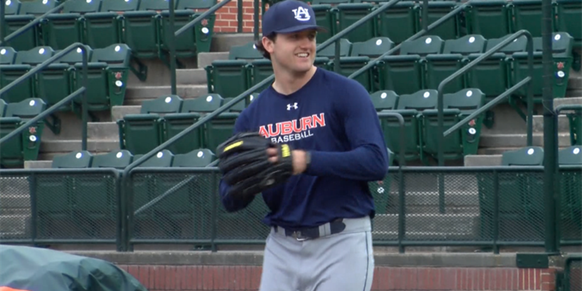 Auburn's Casey Mize drafted #1 overall