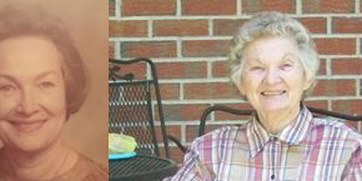 Missing elderly women located 'in good health'