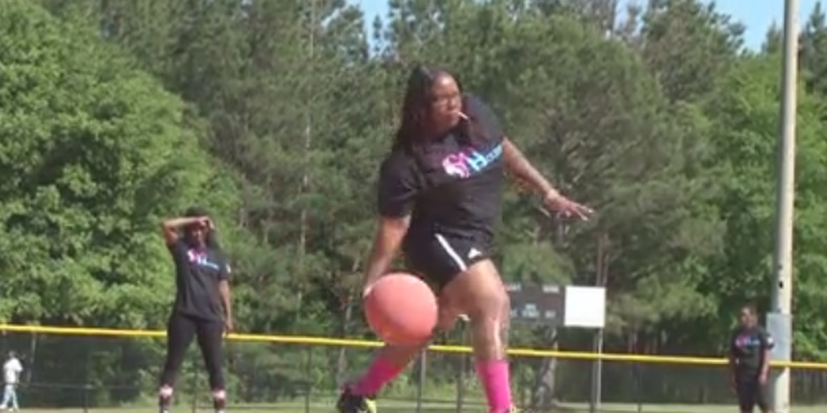 Pastor and barber kickball tournament raises funds for aid in Africa