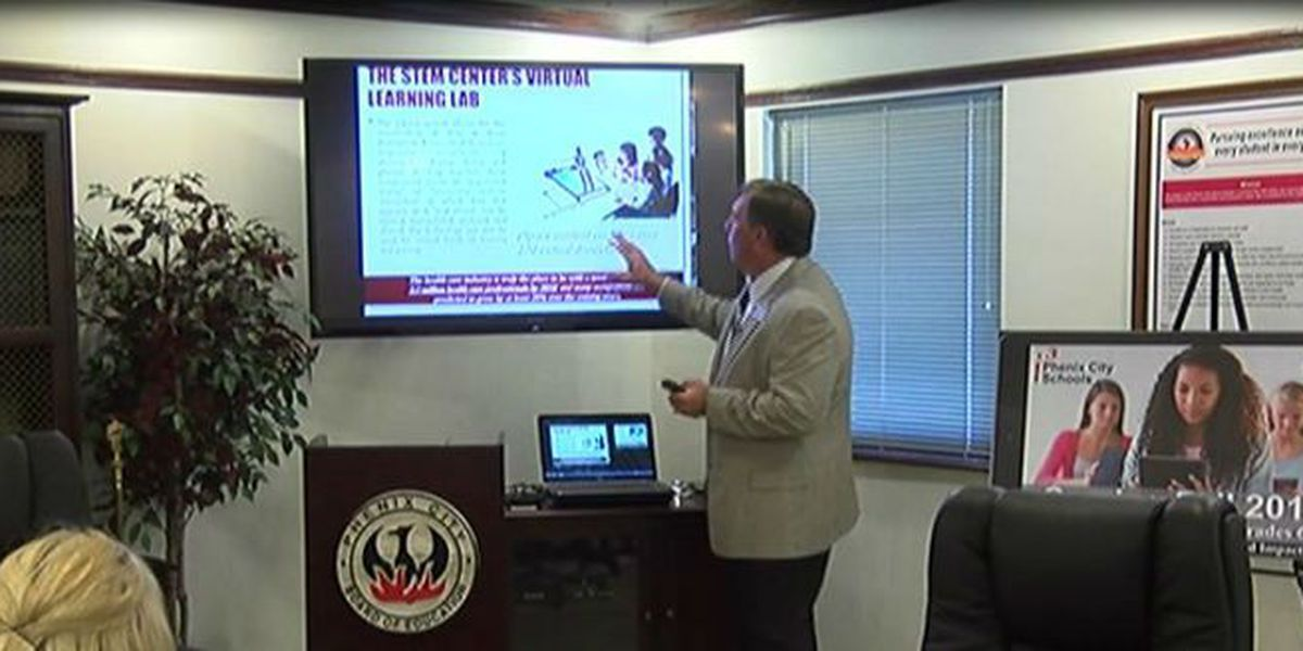 Phenix City Schools introduce new STEM program