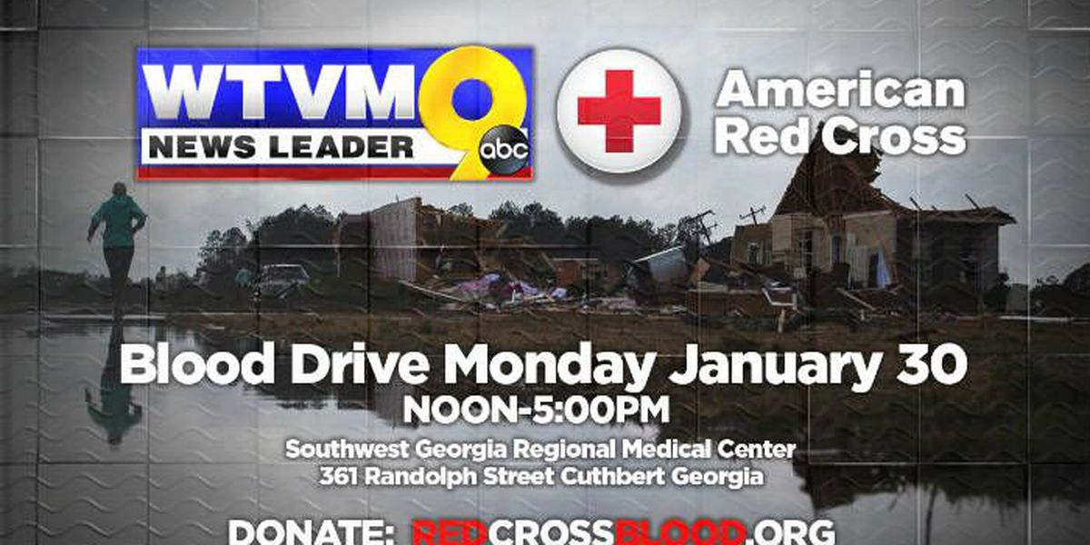 WTVM partners with Red Cross to honor Southwest Georgia community