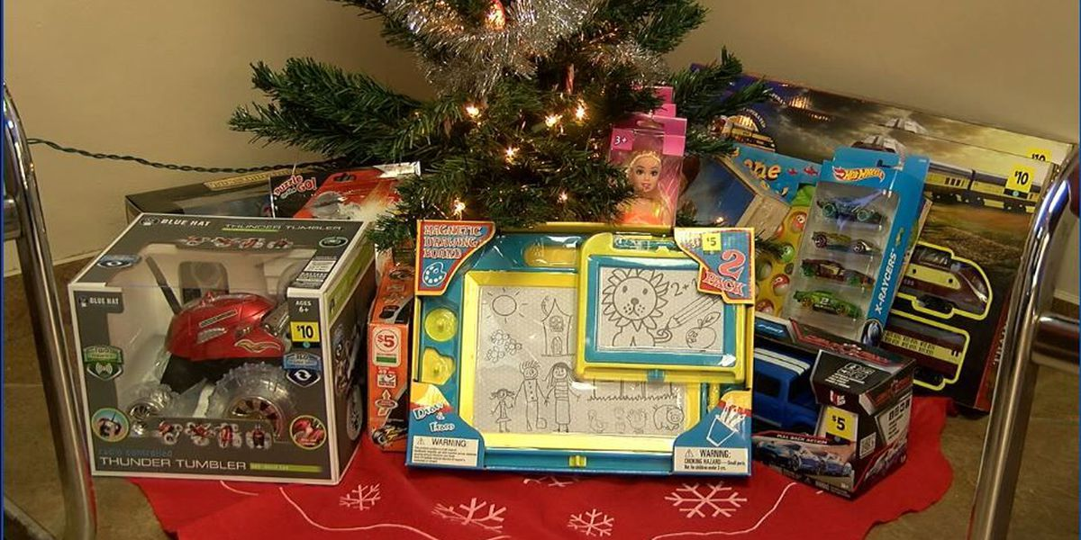 Grease Monkey hosts toy drive