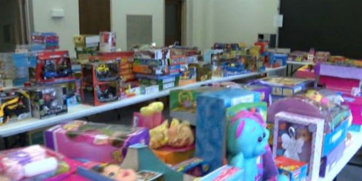 Auburn toy drive wrapping up on Dec. 18
