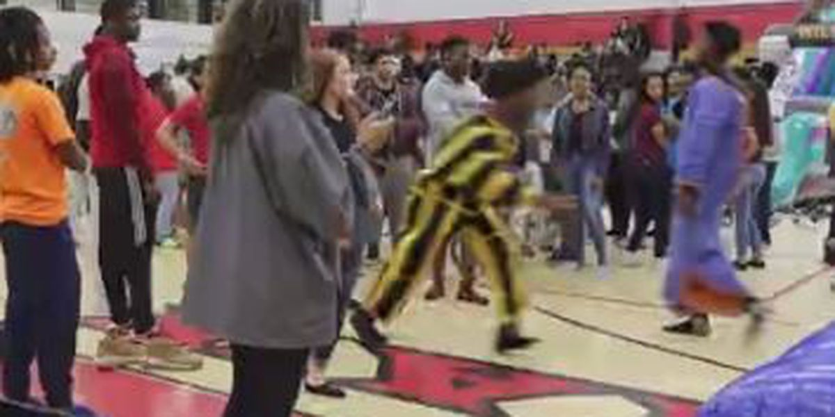 Shaw High School in Columbus hosts celebration to honor academic success