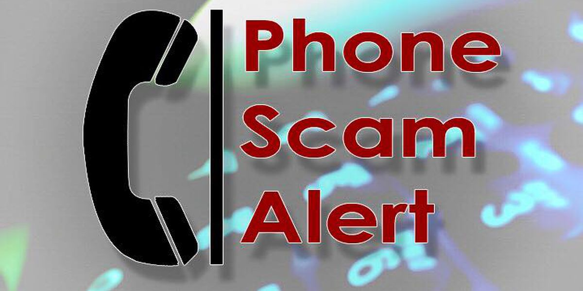 Muscogee County Sheriff's Office warns public of phone scam