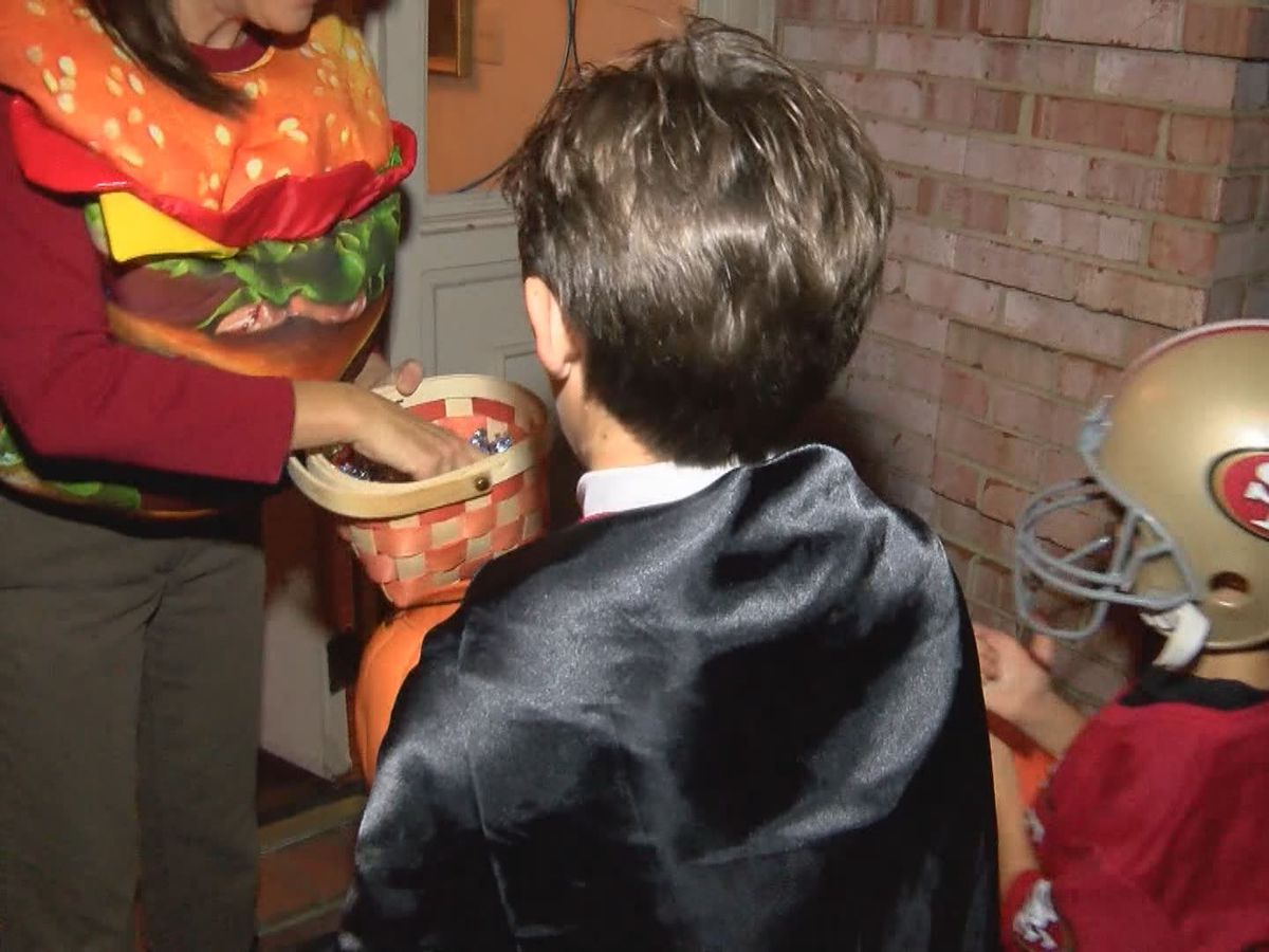 CDC: Avoid traditional trick-or-treating this Halloween