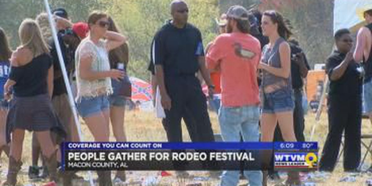Alpha Psi hosts amateur rodeo and country music festival