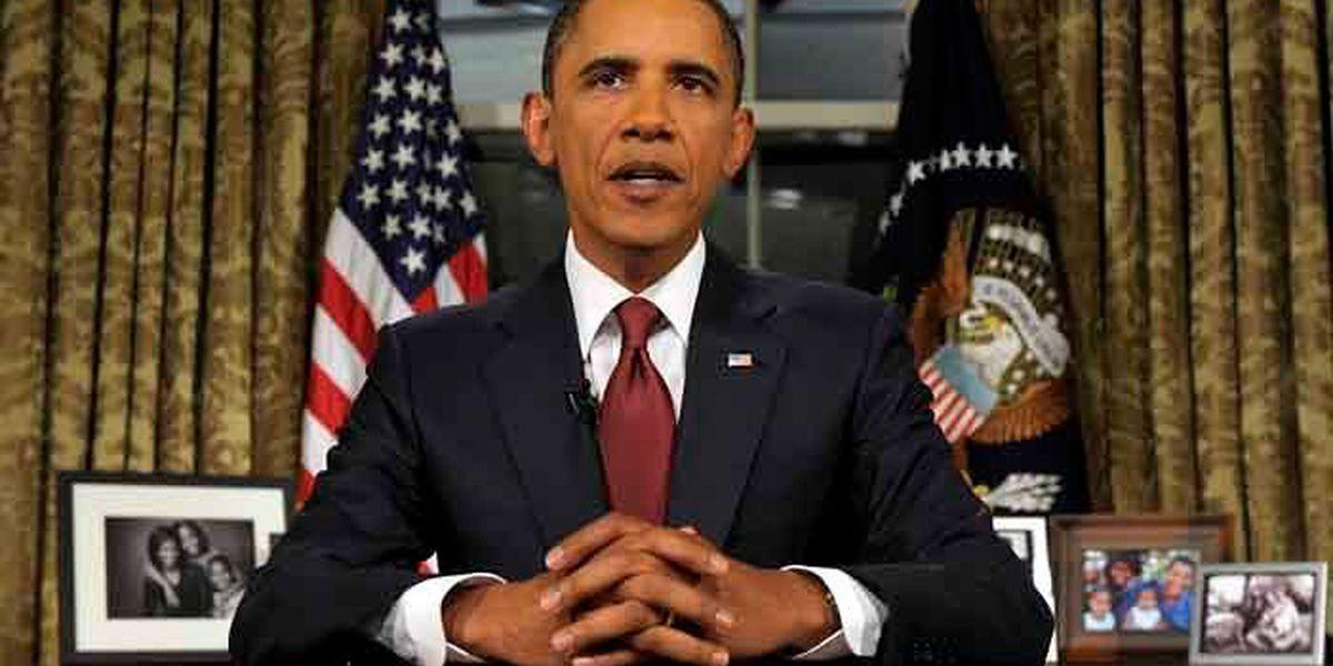WATCH: President Barack Obama to give address from Oval Office on Sunday