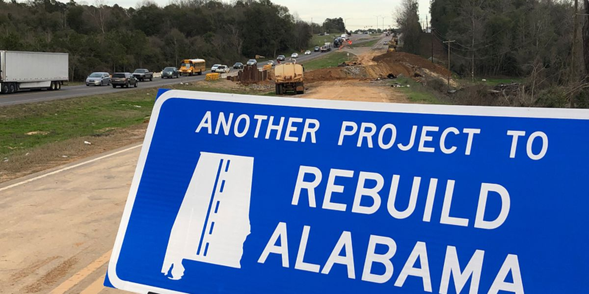 $4.93M awarded for Alabama road and bridge projects