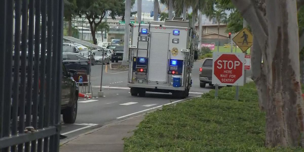 Gunman in deadly Pearl Harbor Naval Shipyard shooting identified as investigation continues