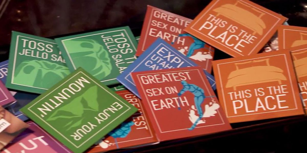 Utah governor shuts down HIV awareness campaign that used 'lewd,' state-themed condom packaging