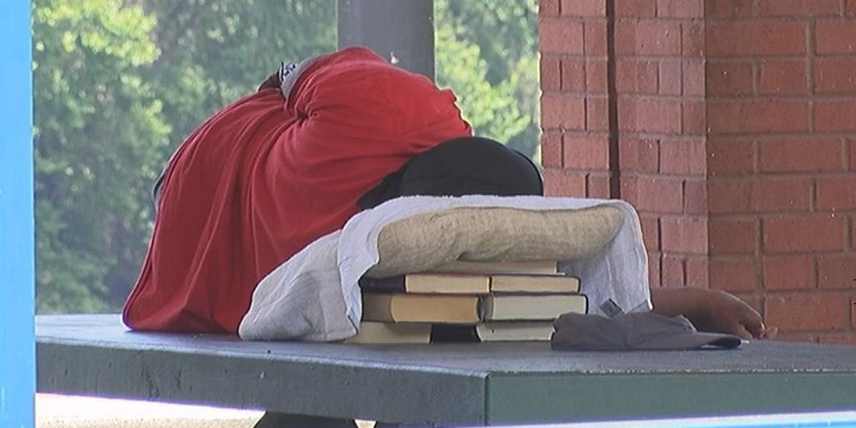 Homeless say drugs, alcohol pose bigger threat than violence