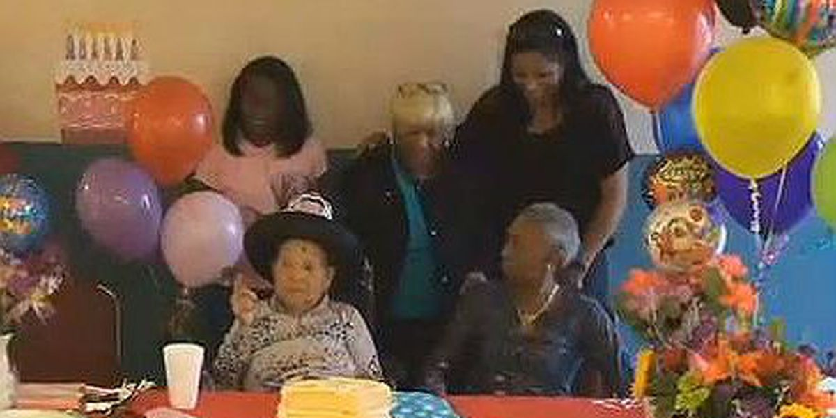 Columbus woman turning 100 credits optimism for long life