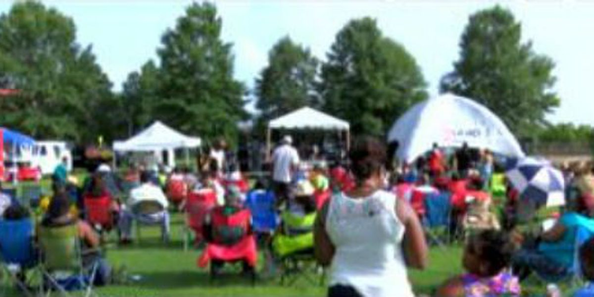 Old School Block Party kicks off Independence Day weekend