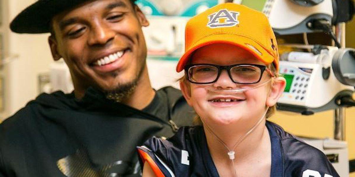 GoFundMe page raises money for sick Phenix City boy