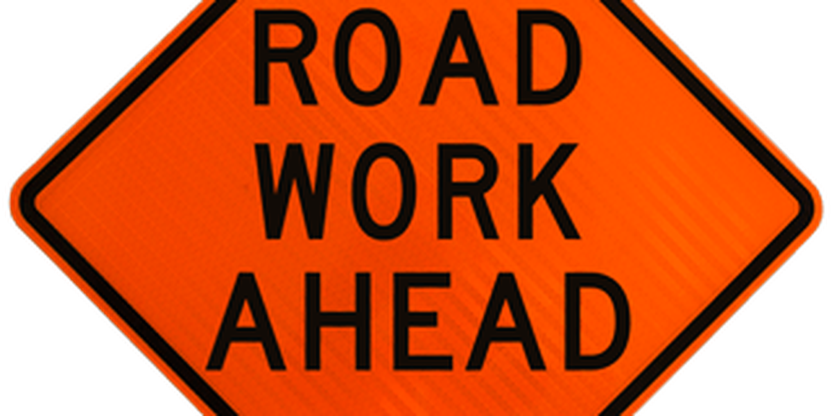 Lane closure expected on Bragg Ave. during roadway repair
