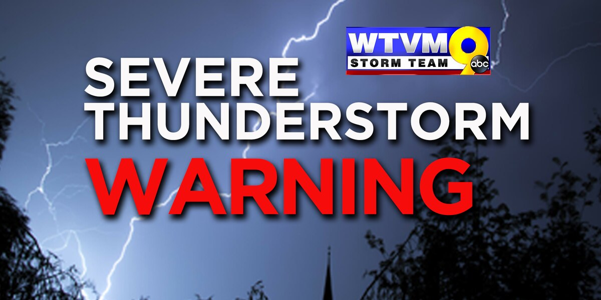 TIPS: Severe Thunderstorm Safety
