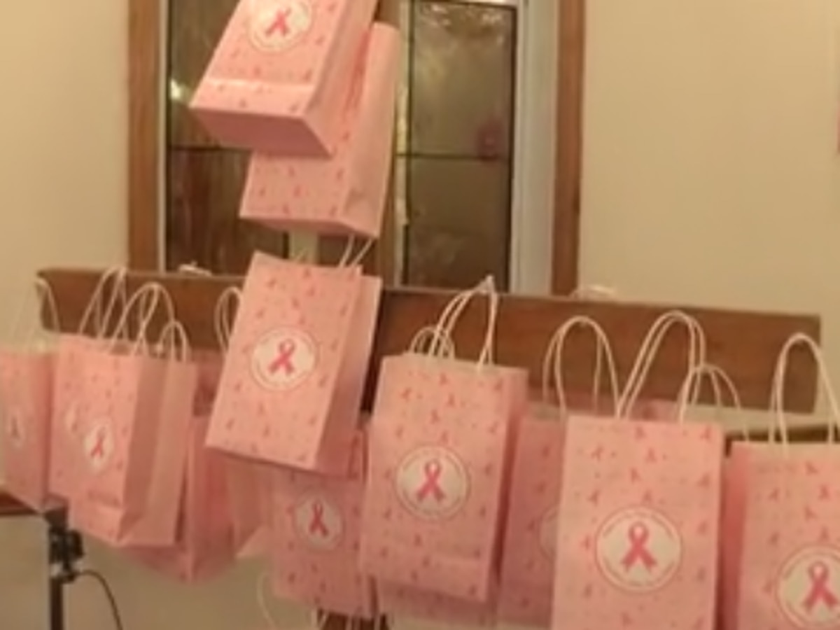 Phenix City women's ministry hosts breast cancer awareness brunch