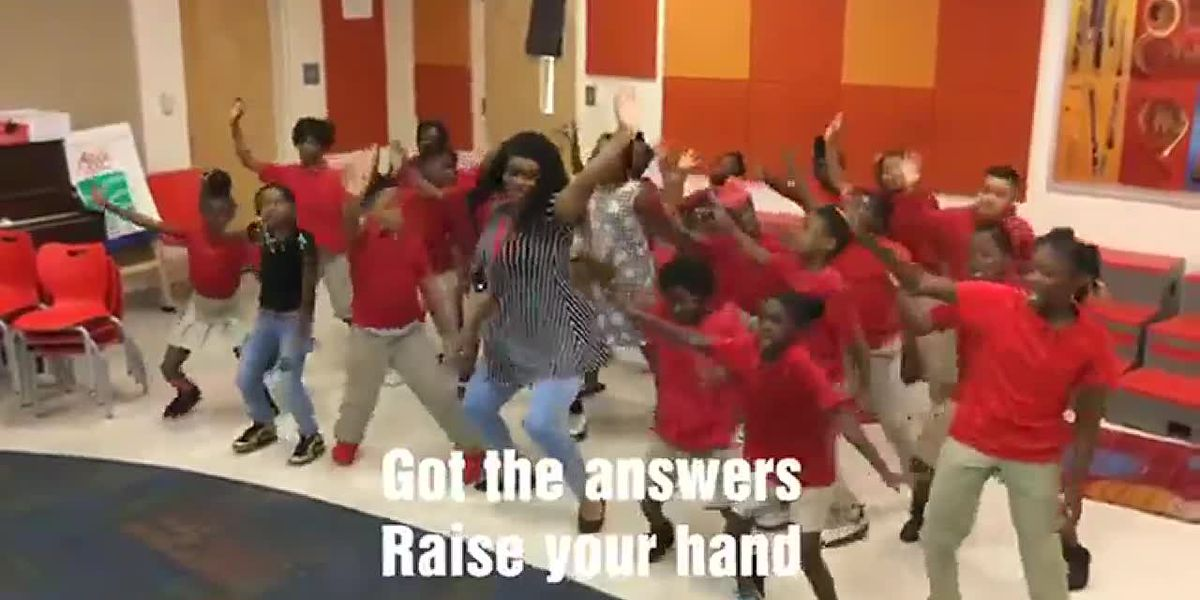 """Columbus 2nd graders remix """"Old Town Road"""" as they move to 3rd grade"""