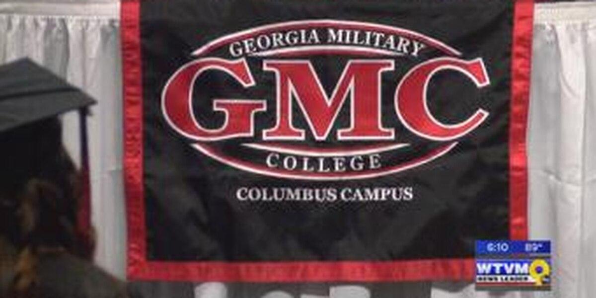 Graduation ceremonies continue for Georgia Military College
