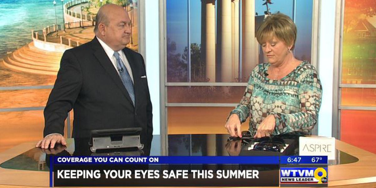 SEGMENT: Keeping your eyes safe this summer