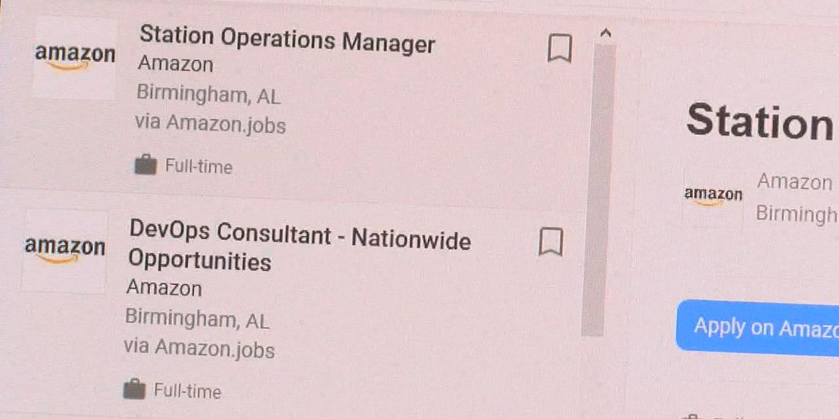 Need a job? Big companies hiring thousands of workers