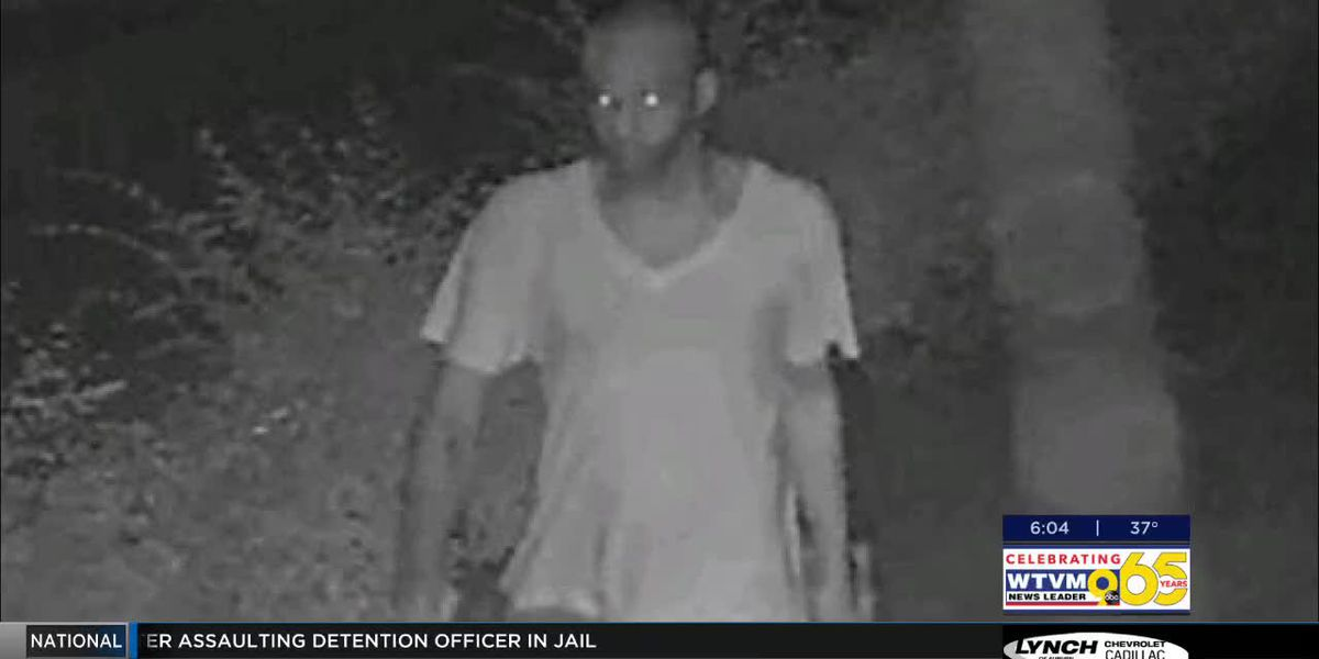 Columbus police searching for person of interest in multiple thefts