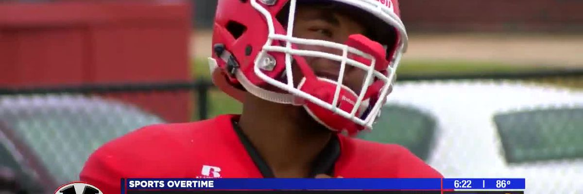 In the Huddle: Marion County QB Jamal Sampson
