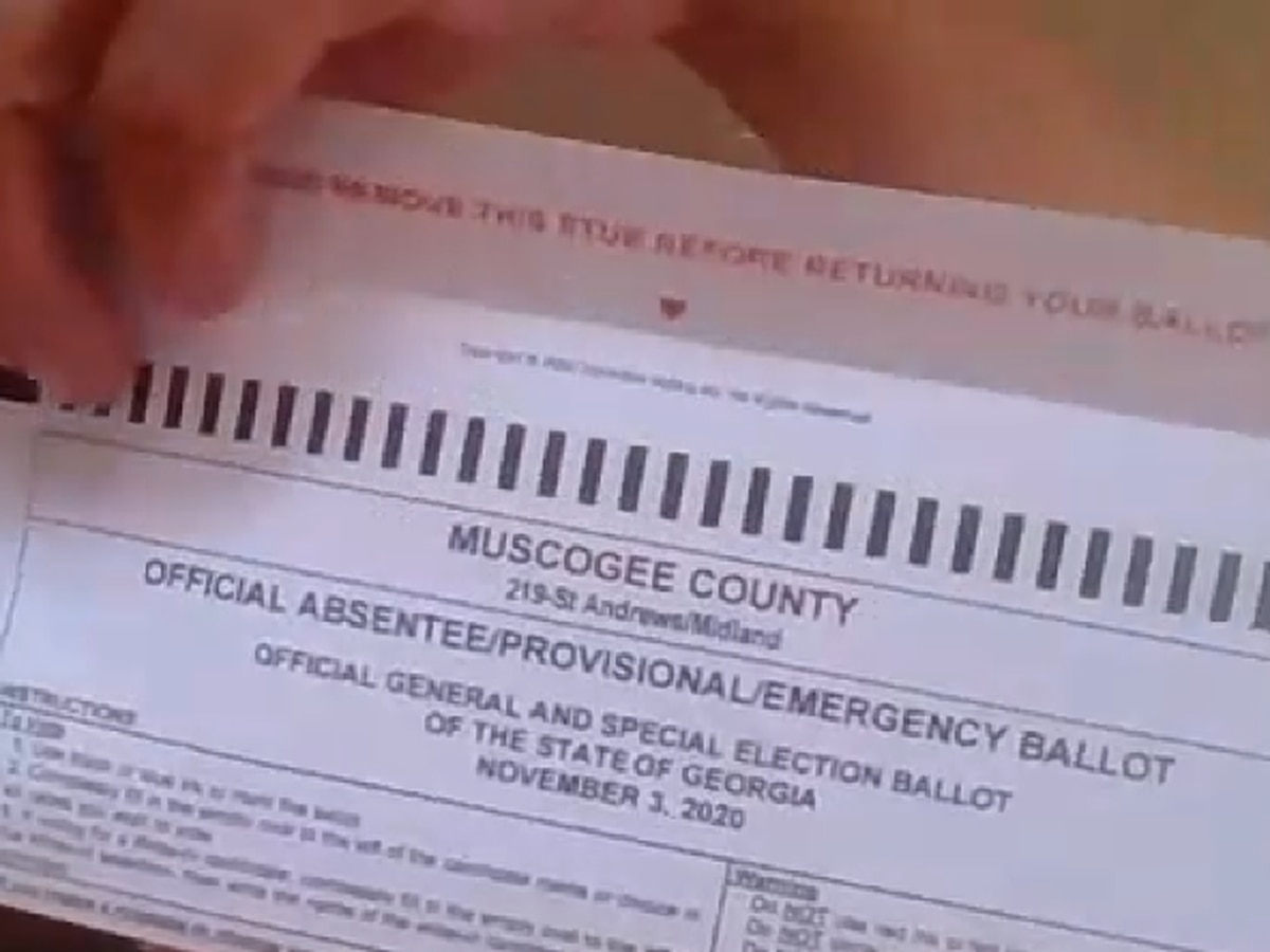 Absentee voting underway in Peach State with record number of GA voters expected to vote absentee