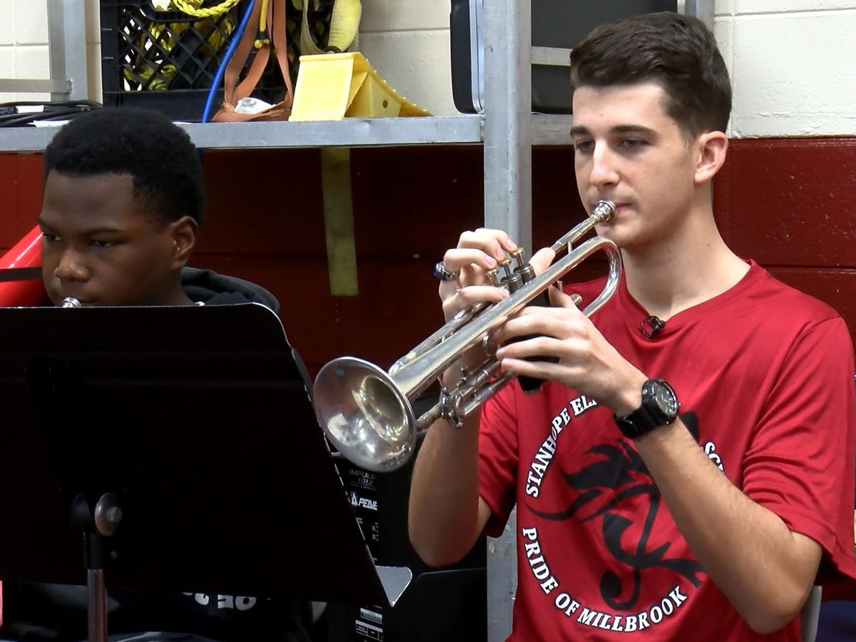 Stanhope-Elmore trumpet player to perform in Macy's Thanksgiving Parade