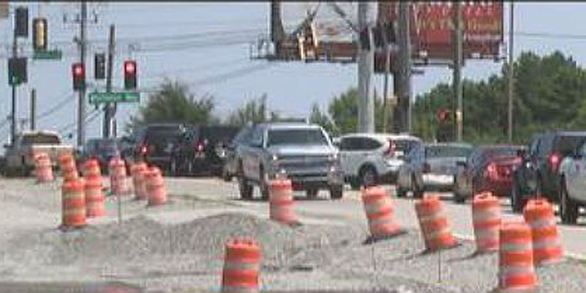 Whittlesey Rd construction still ongoing after 3 years