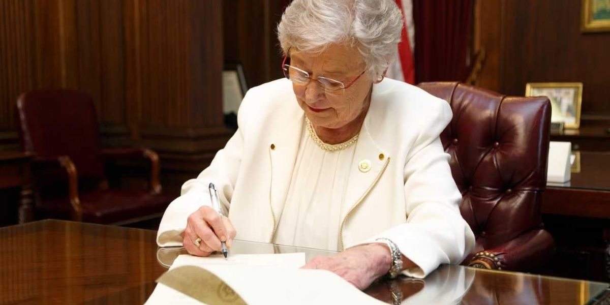 Gov. Kay Ivey issues State of Emergency for AL