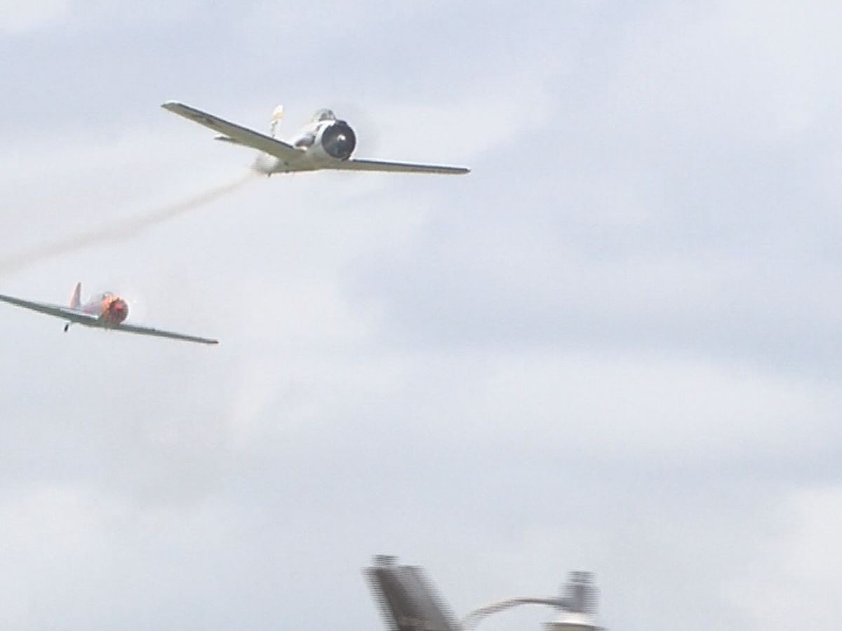 52nd annual Memorial Day Fly-In at Tuskegee's Moton Field set to take off Saturday