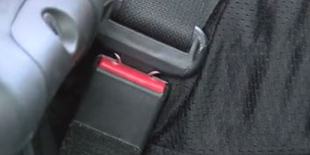 New backseat seatbelt law coming to Alabama Sept. 1