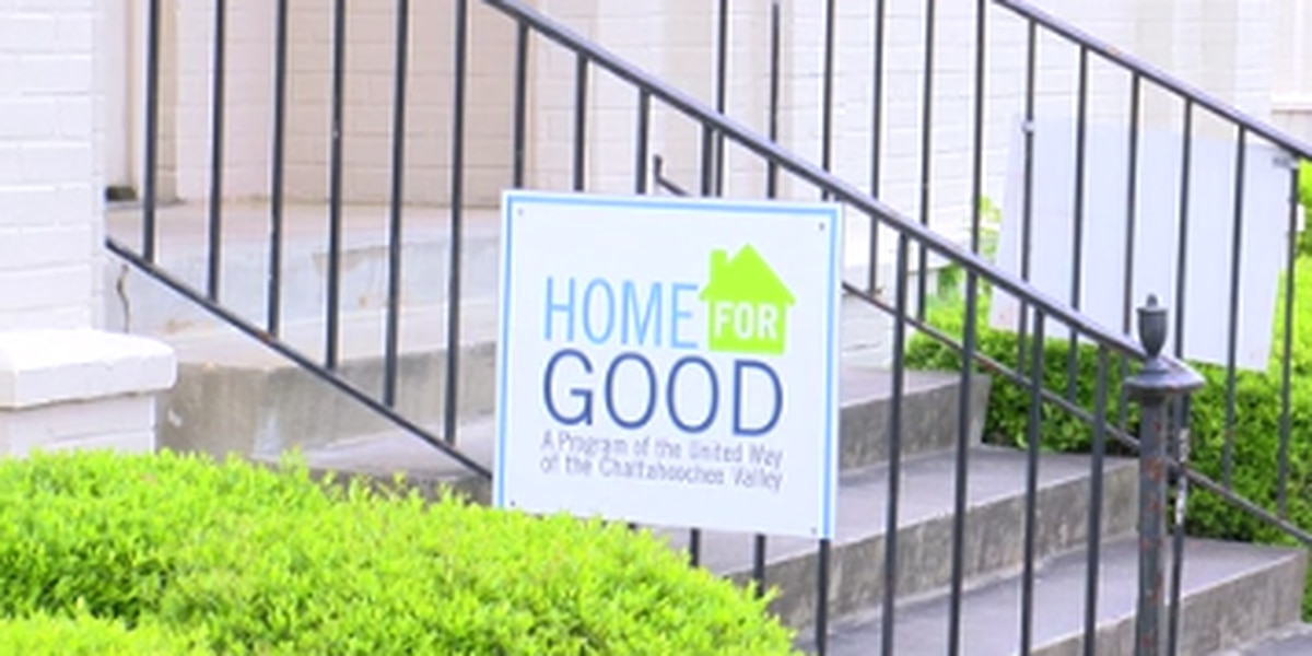 Home 4 Good organization working to house homeless people in the Chattahoochee Valley