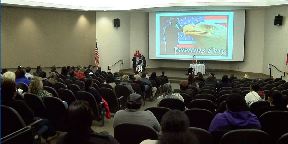 Columbus Technical College honors veterans at ceremony
