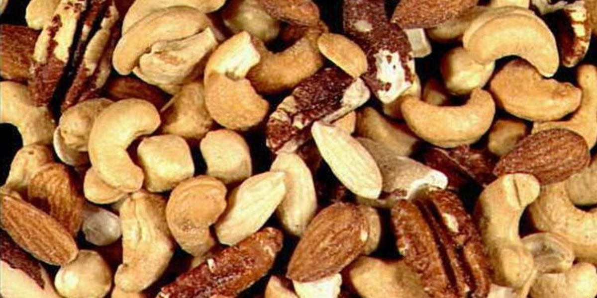 Certain trail mix recalled for potential salmonella