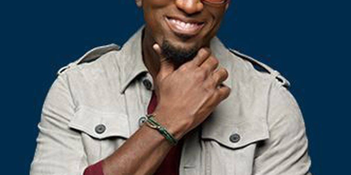 Rickey Smiley to perform at the River Center on Saturday