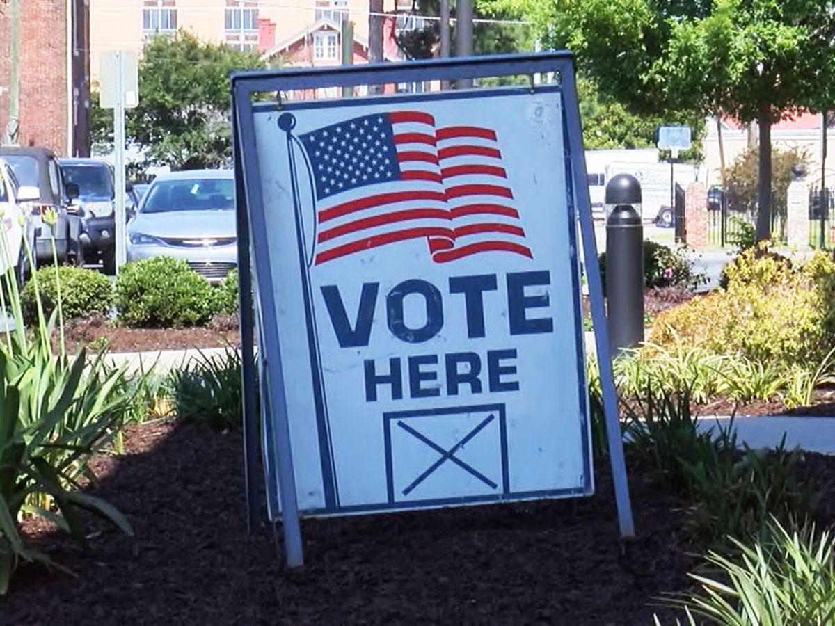 Voter registration deadline looms for potential Georgia voters