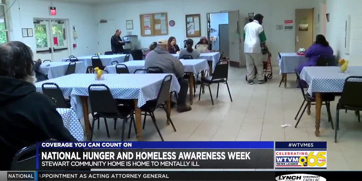 Stewart Community Home provides assistance to homeless population in Columbus