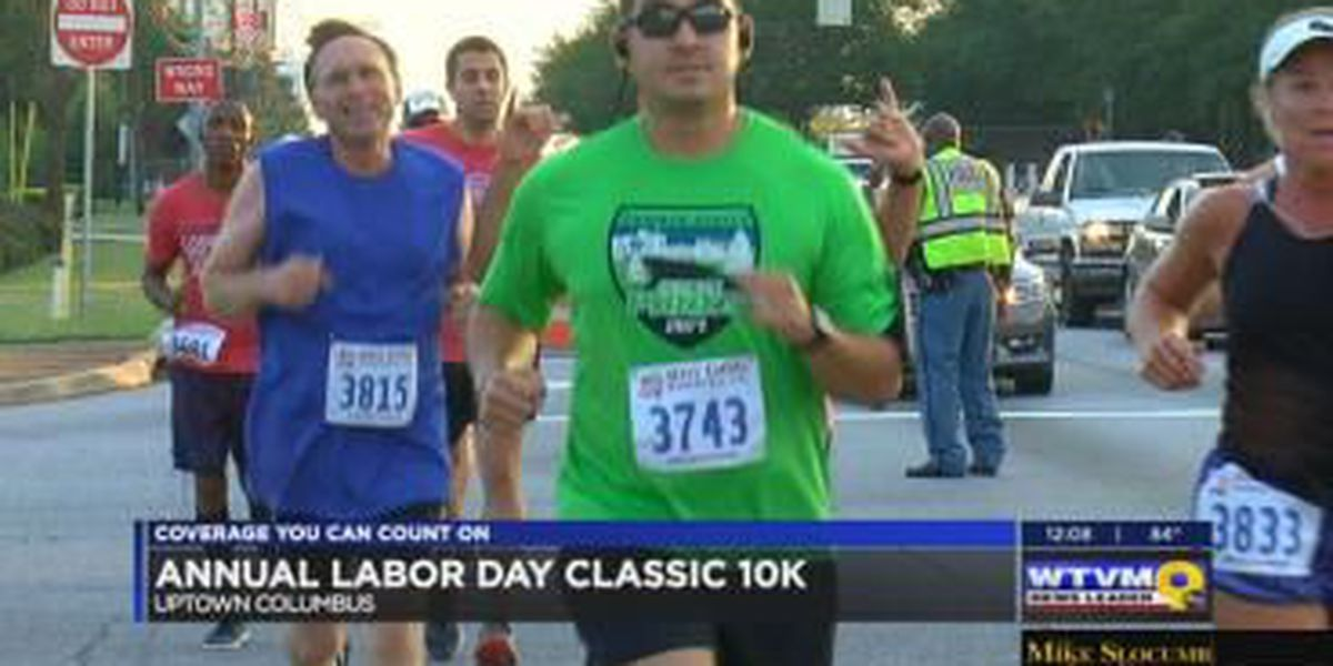 Annual Labor Day Classic 10K benefits MercyMed of Columbus