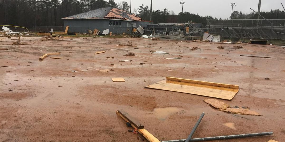 SLIDESHOW: Severe weather hits the Chattahoochee Valley