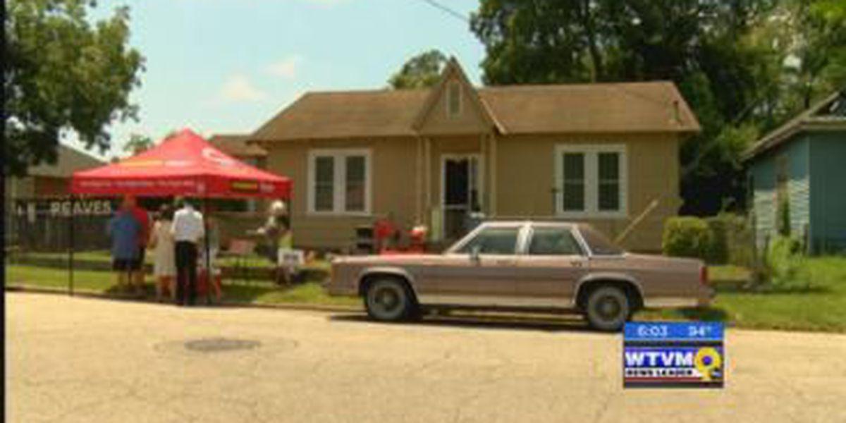 Air Force veteran's home gets deserved makeover