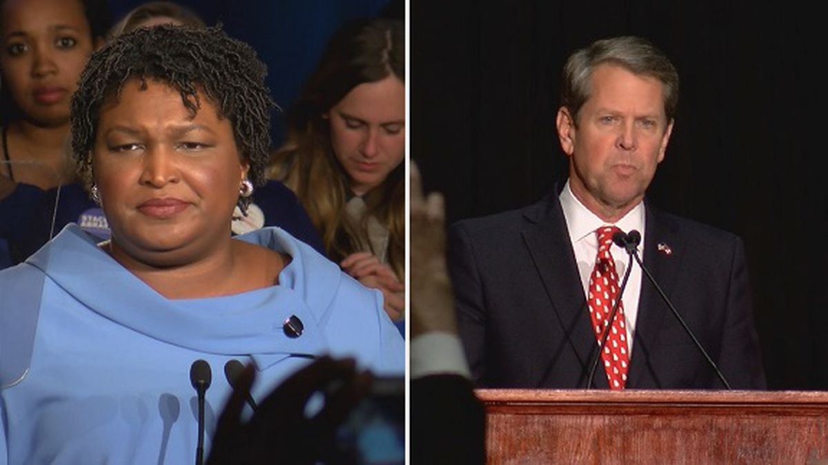 Federal judge makes ruling in lawsuit filed by Stacey Abrams' campaign