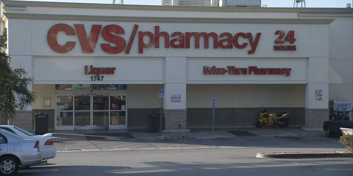 Coronavirus vaccinations now available at CVS Pharmacies across Alabama
