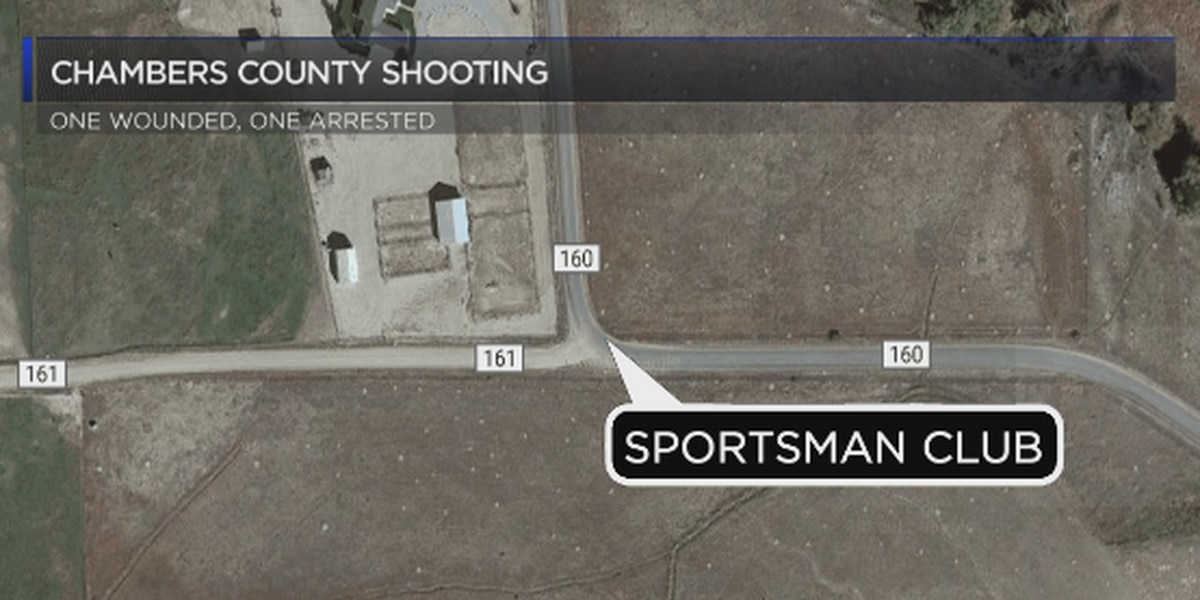 Man arrested for Chambers County Sportsman Club attempted murder