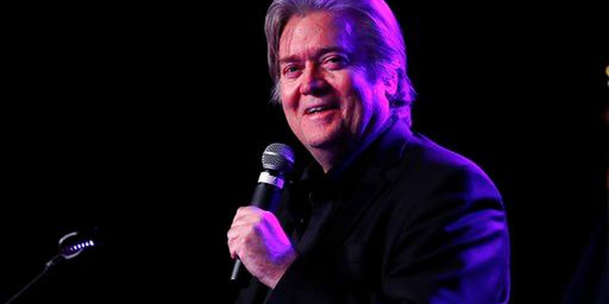 Bannon to campaign for embattled Roy Moore in Alabama U.S. Senate race