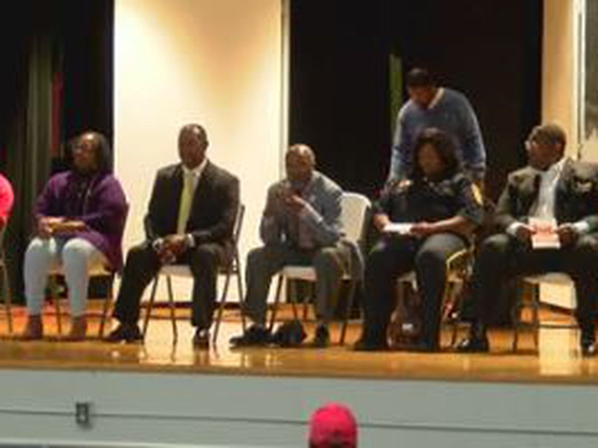 Organizations team up with South Girard Jr. High for anti-violence summit
