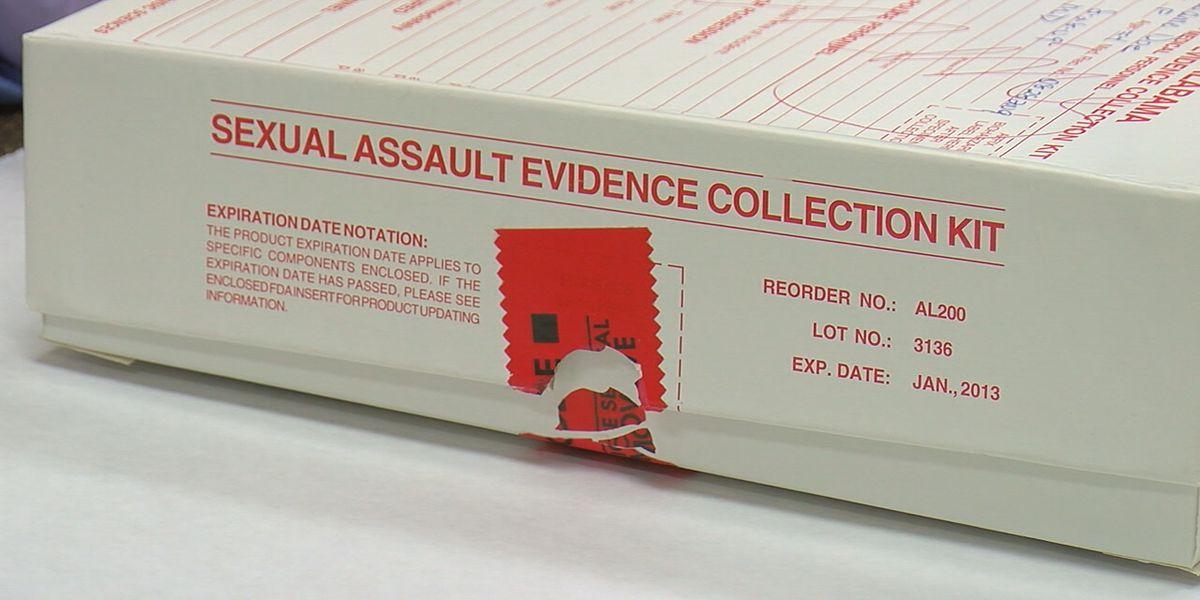 AL Congressman secures $102M to speed up testing of rape kits